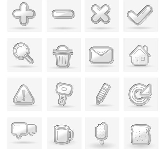 50 High Quality And Free To Use Minimalist Icon Sets 44