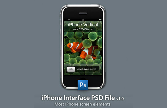 60 Extremely Beautiful Mobile Phones GUI PSD Packs 47