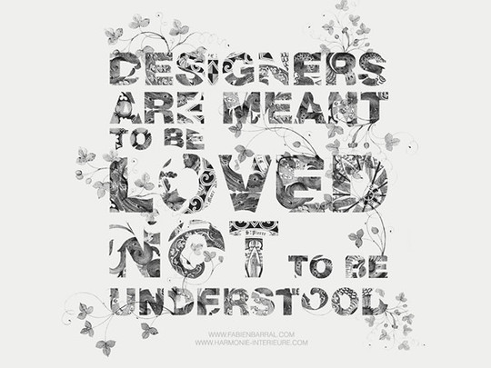 50 Amazingly Impressive Typography Art In Wallpapers 28