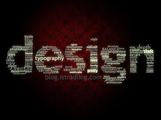 50 Amazingly Impressive Typography Art In Wallpapers 1
