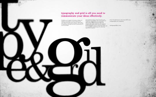 50 Amazingly Impressive Typography Art In Wallpapers 11