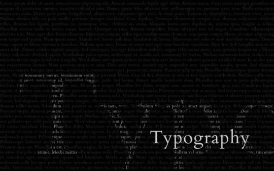 50 Amazingly Impressive Typography Art In Wallpapers 36