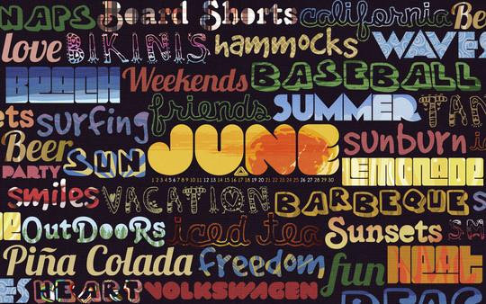 50 Amazingly Impressive Typography Art In Wallpapers 7