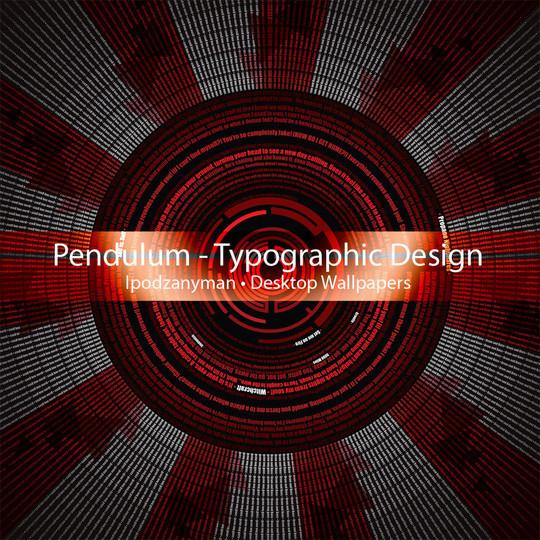 50 Amazingly Impressive Typography Art In Wallpapers 49