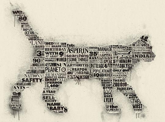 50 Amazingly Impressive Typography Art In Wallpapers 8