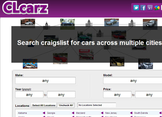 6 Lesser Known Websites To Buy/Sell Your Cars 1