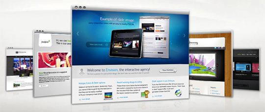 Congratulations To The Winners Of ThemeFuse's Premium WordPress Theme 1