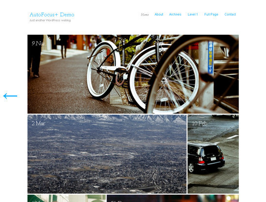 50 Fresh and Free WordPress 3 Series Compatible Themes 39