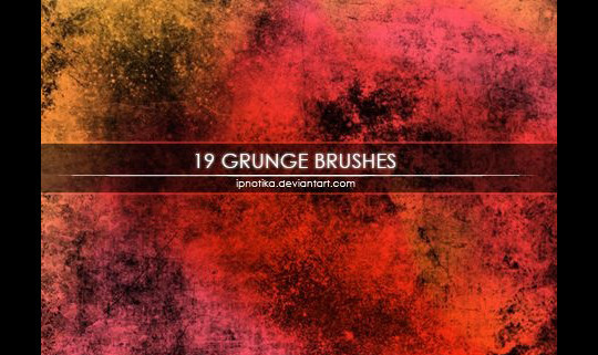 60+ Must-Have Photoshop Brush Sets For Excellent Grunge Effects 20