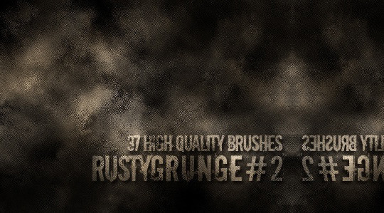 60+ Must-Have Photoshop Brush Sets For Excellent Grunge Effects 13