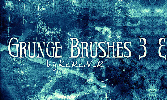 60+ Must-Have Photoshop Brush Sets For Excellent Grunge Effects 33
