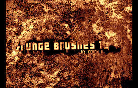 60+ Must-Have Photoshop Brush Sets For Excellent Grunge Effects 34