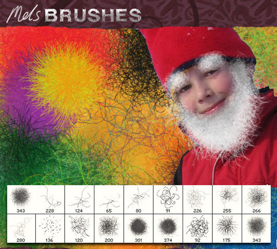 60+ Must-Have Photoshop Brush Sets For Excellent Grunge Effects 35
