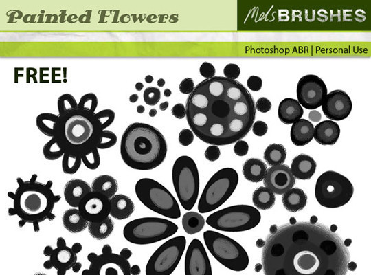 60+ Must-Have Photoshop Brush Sets For Excellent Grunge Effects 37