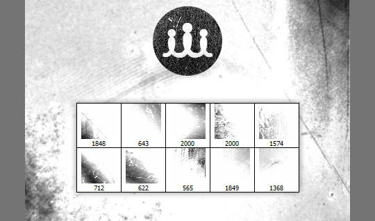 60+ Must-Have Photoshop Brush Sets For Excellent Grunge Effects 39