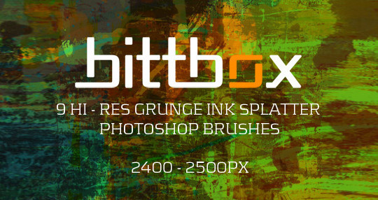 60+ Must-Have Photoshop Brush Sets For Excellent Grunge Effects 41