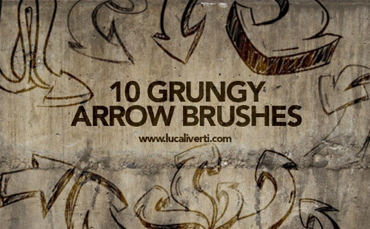 60+ Must-Have Photoshop Brush Sets For Excellent Grunge Effects 43