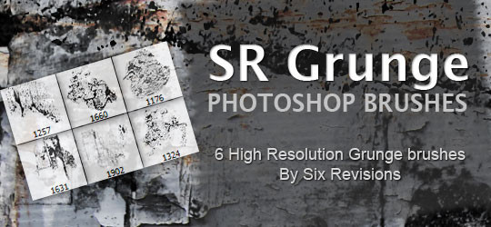 60+ Must-Have Photoshop Brush Sets For Excellent Grunge Effects 48