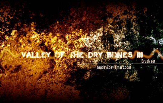 60+ Must-Have Photoshop Brush Sets For Excellent Grunge Effects 49