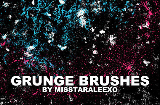 60+ Must-Have Photoshop Brush Sets For Excellent Grunge Effects 9