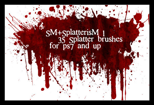 60+ Must-Have Photoshop Brush Sets For Excellent Grunge Effects 57