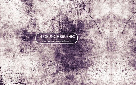 60+ Must-Have Photoshop Brush Sets For Excellent Grunge Effects 17