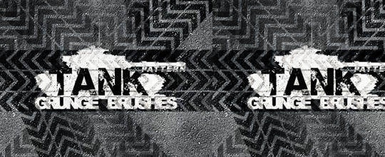 60+ Must-Have Photoshop Brush Sets For Excellent Grunge Effects 18