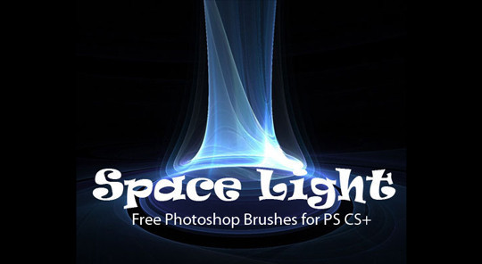 66 Desirable Photoshop Brush Sets For Creating Colorful Lighting Effects 13