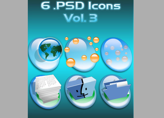 50 High Quality Free PSD Icon Sets You Probably Never Want To Miss 25