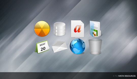 50 High Quality Free PSD Icon Sets You Probably Never Want To Miss 1