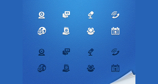 50 High Quality Free PSD Icon Sets You Probably Never Want To Miss 37
