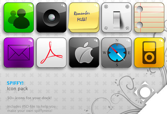 50 High Quality Free PSD Icon Sets You Probably Never Want To Miss 4