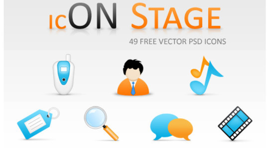 50 High Quality Free PSD Icon Sets You Probably Never Want To Miss 17