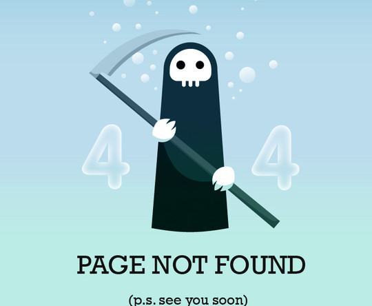 50 Creatively Designed (Unusual and Entertaining) 404 Error Pages Worth Checking Out 19