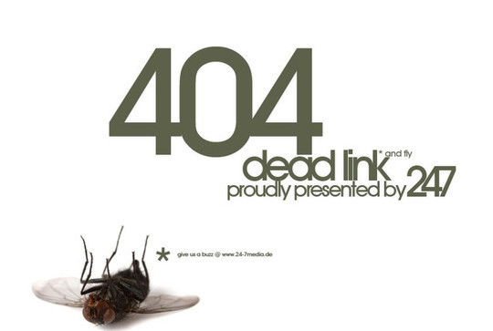 50 Creatively Designed (Unusual and Entertaining) 404 Error Pages Worth Checking Out 20