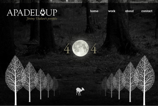 50 Creatively Designed (Unusual and Entertaining) 404 Error Pages Worth Checking Out 2