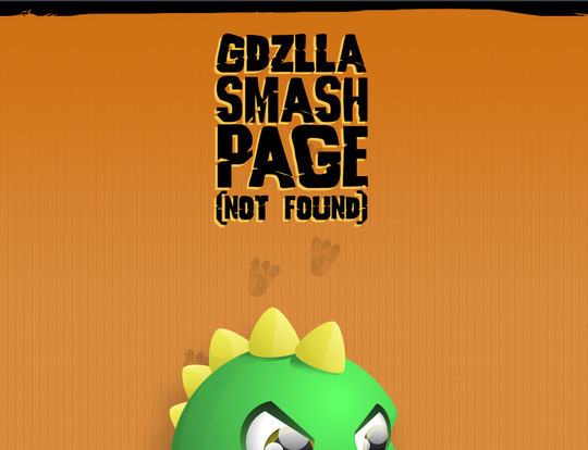 50 Creatively Designed (Unusual and Entertaining) 404 Error Pages Worth Checking Out 34