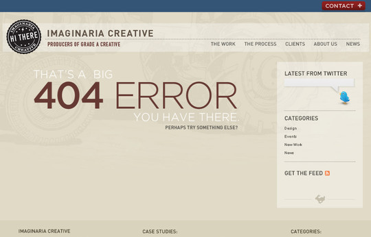 50 Creatively Designed (Unusual and Entertaining) 404 Error Pages Worth Checking Out 42