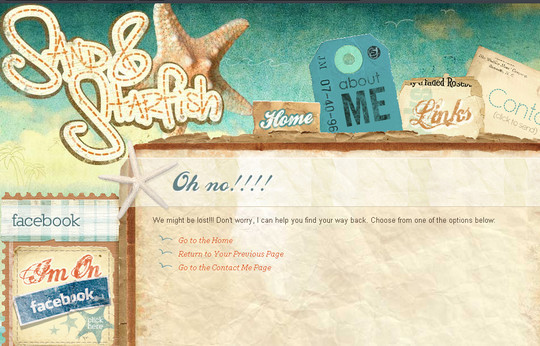 50 Creatively Designed (Unusual and Entertaining) 404 Error Pages Worth Checking Out 43