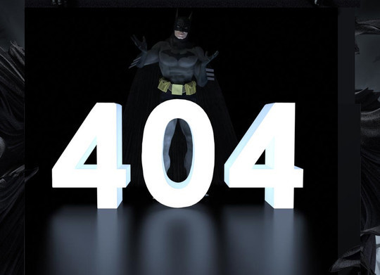 50 Creatively Designed (Unusual and Entertaining) 404 Error Pages Worth Checking Out 47