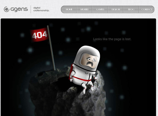 50 Creatively Designed (Unusual and Entertaining) 404 Error Pages Worth Checking Out 6