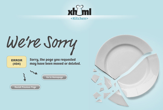 50 Creatively Designed (Unusual and Entertaining) 404 Error Pages Worth Checking Out 11