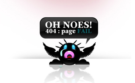 50 Creatively Designed (Unusual and Entertaining) 404 Error Pages Worth Checking Out 49