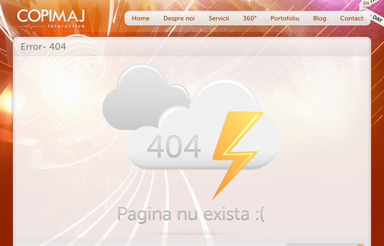 50 Creatively Designed (Unusual and Entertaining) 404 Error Pages Worth Checking Out 15