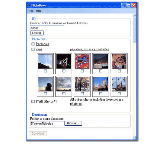 40 Amazing Tools To Enhance Your Flickr Experience 21