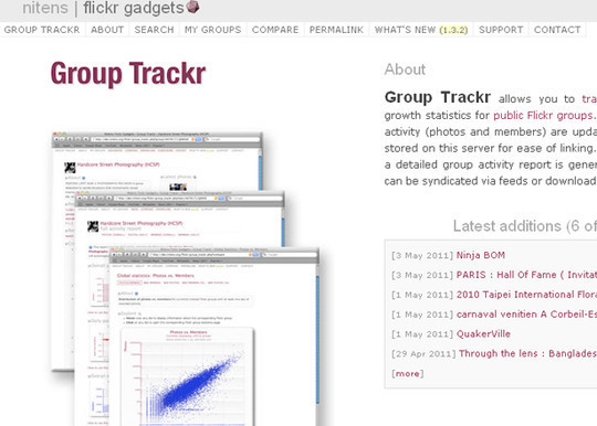 40 Amazing Tools To Enhance Your Flickr Experience 27