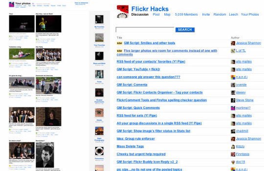 40 Amazing Tools To Enhance Your Flickr Experience 33