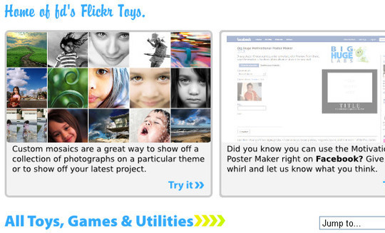 40 Amazing Tools To Enhance Your Flickr Experience 39