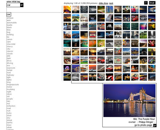 40 Amazing Tools To Enhance Your Flickr Experience 4