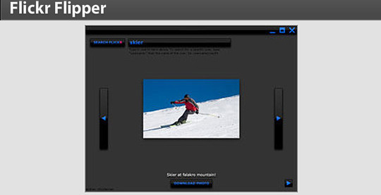 40 Amazing Tools To Enhance Your Flickr Experience 6